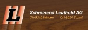 Schreinerei Leuthold